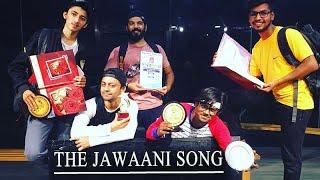 #SOTY2 #StudentOfTheYear2 #TigerShroff The Jawaani Song  Student Of The Year 2 | Vishal & Shekhar |
