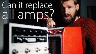 Do we still need amps?
