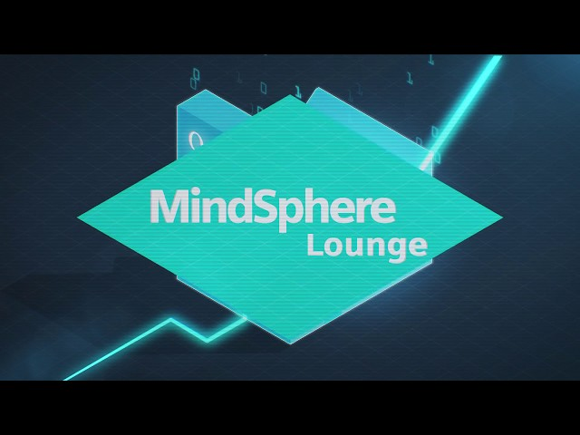 MindSphere Lounge: digital industrial innovation with Siemens