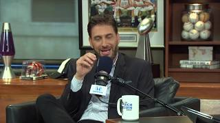 ESPN's Mike Greenberg on the Jets' Bright Future | The Rich Eisen Show | 8/28/19