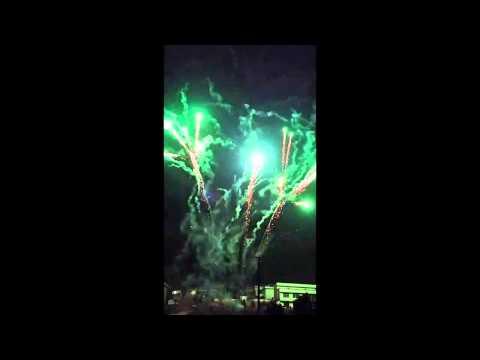 Celtic Fireworks Chemical Romance - 30 Shot firework