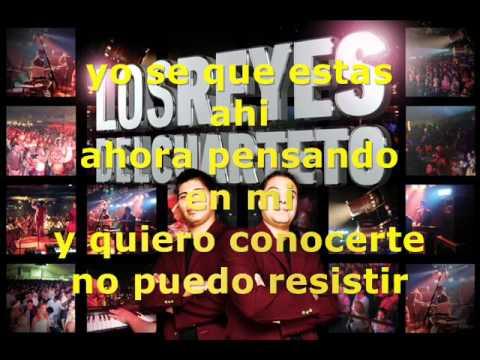 LOS REYES DEL CUARTETO - Quien sos (Letra)