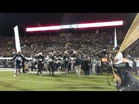 UCF 38, Cincinnati 13 - Spectrum Stadium Sights & Sounds