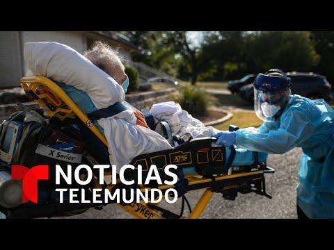 COVID-19: los expertos pronostican un panorama desalentador | Noticias Telemundo