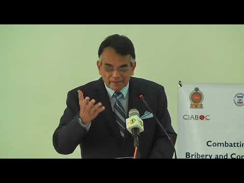 Combatting against Corruption in Sri Lanka