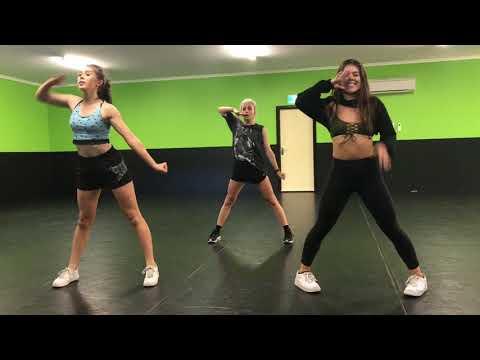 JENINA'S DANCE WORKSHOP (Tas) Summer School 2018