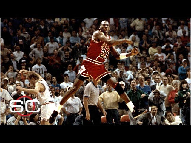 NBA/NFL傳奇球員談喬丹 泰勒:他是我看過最好勝的人