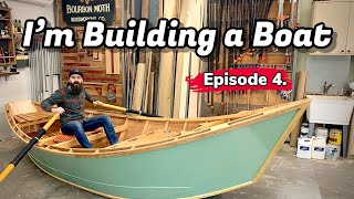 I'm Building a Boat || You Can Build This (Part. 4)