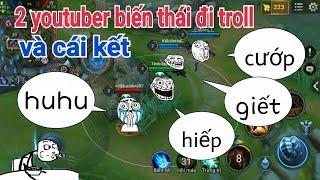 Troll Game - Rủ Anh Hảo Đi Troll Rừng Và Cái Kết Cười Toác Mỏ | Yo Game Troll Rừng