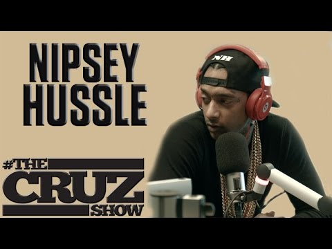 Nispey Hussle  Talks About His New Album 'Victory Lap', And Working In His New Studio