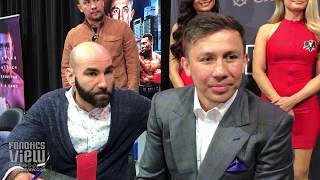 """Gennady """"GGG"""" Golovkin on Overcoming Controversial Canelo Loss & Previews DAZN Debut Fight"""
