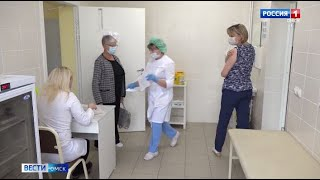 Омские медики будут получать доплату за вакцинацию от COVID-19