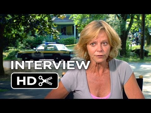 Labor Day Interview - Joyce Maynard (2014) - Drama HD