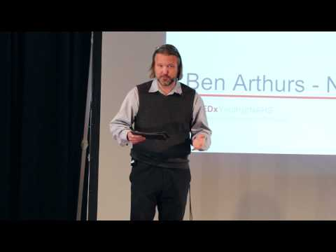 Find Your Silence: Ben Arthurs at TEDxYouth@NAHS - TEDxYouth  - Wnsc6FewqYU -