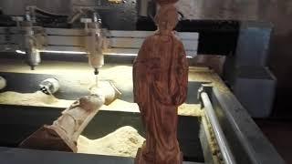 Máy cnc chạm khắc gỗ giá bao nhiêu