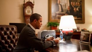 How the Obama White House read millions of Americans' letters