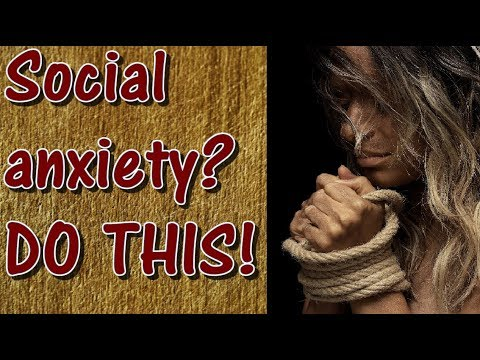 How to overcome social anxiety (Do THIS)