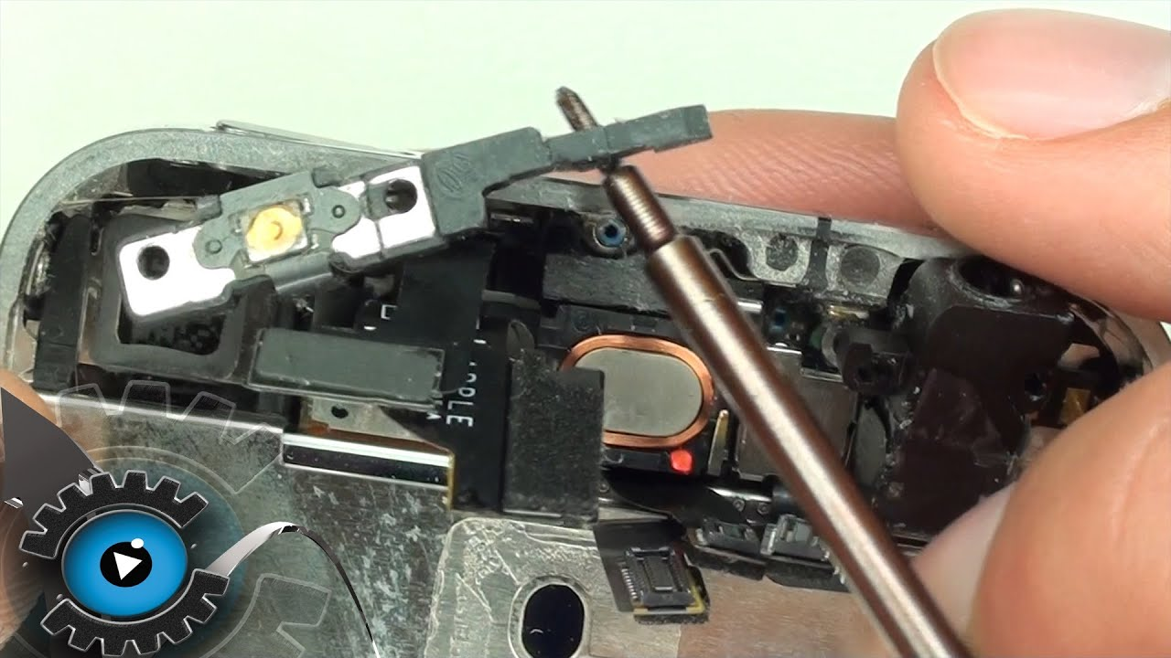 Iphone S Power Button Reparieren