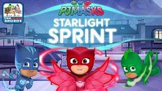 PJ Masks: Starlight Sprint - Stop Romeo, Night Ninja & Luna Girl (Disney Junior Games)