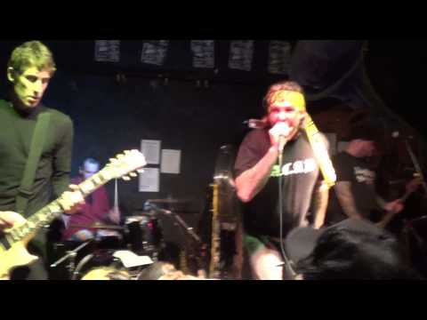 HOLLYWOOD HATE @ 924 Gilman St - 2-8-14