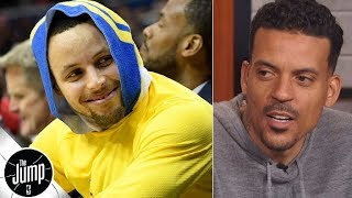 Matt Barnes explains why some NBA players resent Steph Curry | The Jump