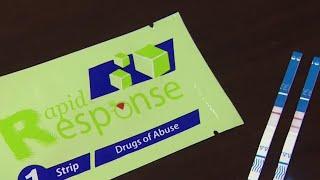 Newly Developed Fentanyl Strips Help Alert Drug Users Of A Hidden Danger | NBC Nightly News