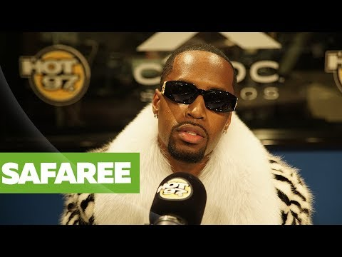 SAFAREE FREESTYLES ON FLEX | #FREESTYLE078