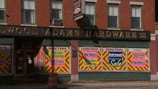 America's oldest hardware store closes shop