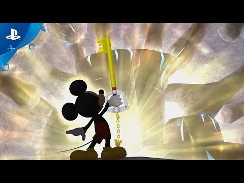 KINGDOM HEARTS HD 1.5 + 2.5 ReMIX Trailer