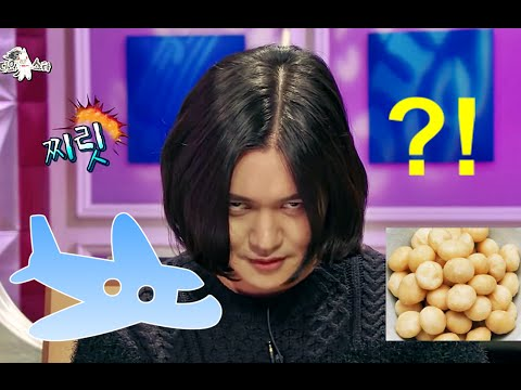 [HOT] Radio Star 라디오스타 - Kang Gyun Seung's mimicry 강균성 폭풍개인기 시리즈 20150211