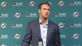 Ryan Tannehill gives his thoughts on the season finale   Miami Dolphins