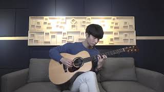 "OST ""Frozen 2"" - Into The Unknown (Fingerstyle Cover by Sungha Jung)"