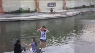 Kondisi Lingkungan Spot Tukad Korea, Denpasar