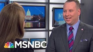 Fmr. Trump Adviser: Trump Defending Porter Is 'An Unmitigated Mistake' | MTP Daily | MSNBC