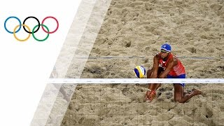 Cuban beach volley duo leaves Rio crowd speechless after beating Brazil