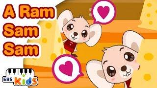 EBS Kids Song - A Ram Sam Sam