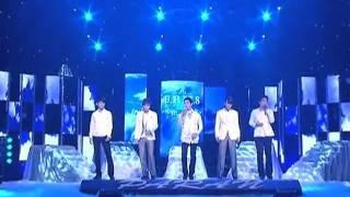 Paran-Don't Cry (파란-돈크라이) @SBS Inkigayo 인기가요 20080420