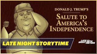 Donald J. Trump's Salute to American Independence
