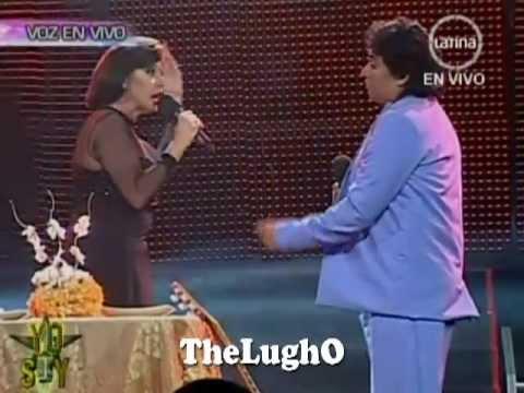 Yo Soy Peru - EL DUELO Juan Gabriel vs Rocio Durcal [ 07/05/2012 ]
