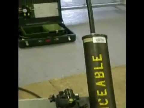 81mm Mortar Barrel Cleaning