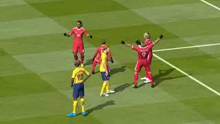 Fifa Online 3 | ADMALAYSIA VS Worel