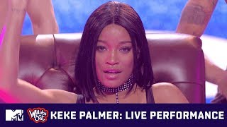 Keke Palmer Performs 'Bossy' (Live Performance) 🎶 | Wild 'N Out | MTV