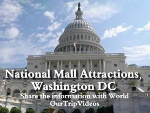 Pictures of National Mall Attractions, Washington DC, US