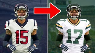 WILL FULLER TO BE TRADED TO AARON RODGERS & THE GREEN BAY PACKERS?