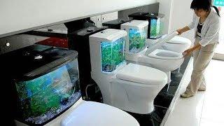 أغرب سبع مراحيض في العالم .. لن تصدق أنها موجودة بالفعل ...