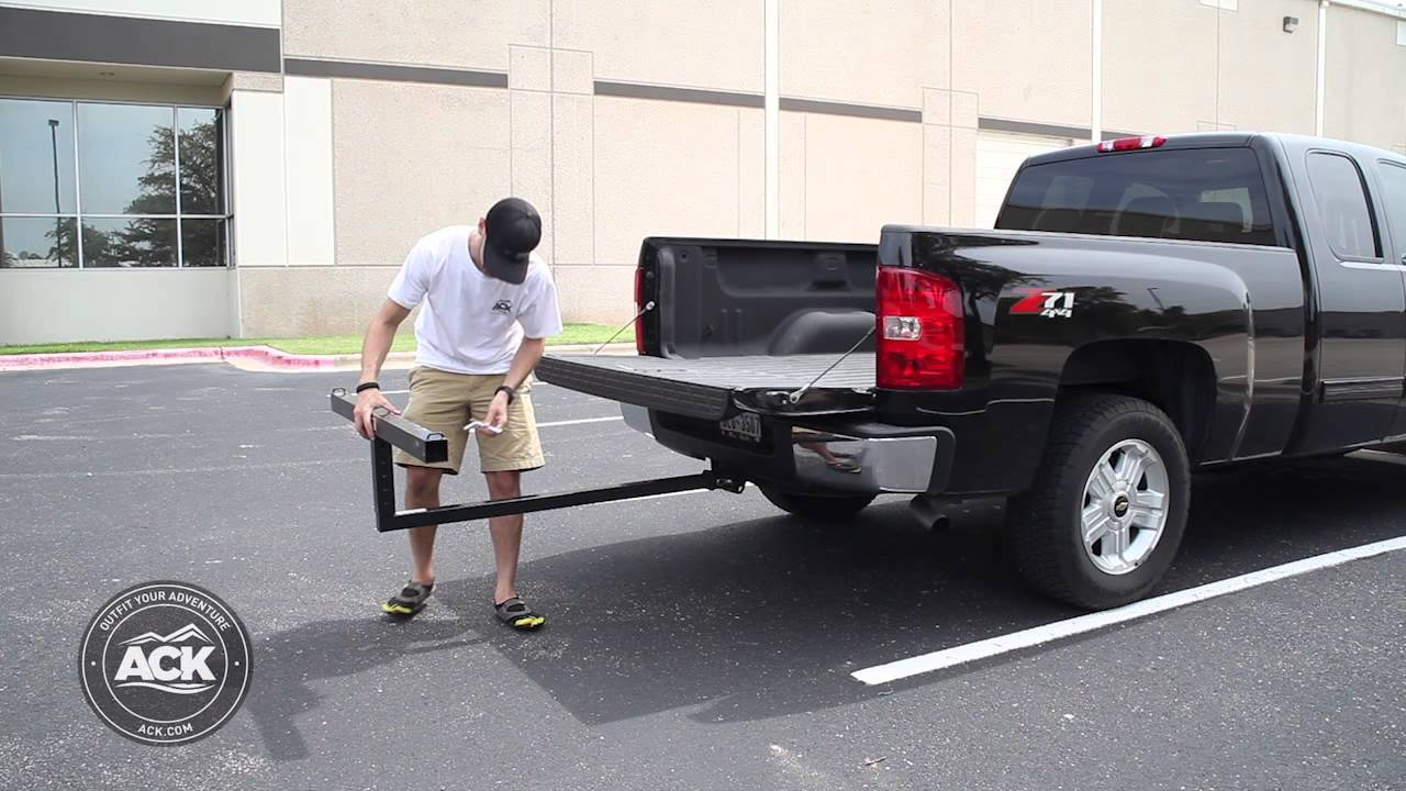 Trailer hitch insertion - 4 2