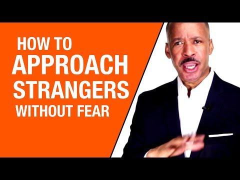 How To  Approach Strangers, Connect And Start A Conversation