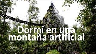 Dormí en la Montaña Mágica! #Chile 22   Alan por el mundo