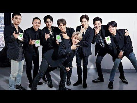 EXO Win Big At The Melon Music Awards 2017 ! 👑