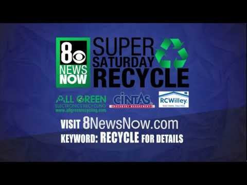 Super Saturday Recycle